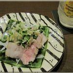 手作り料理と地酒 おと - 豚の塩麹低温ロースト