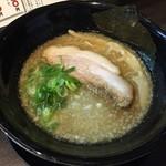 麺匠 Jazz - 豚骨醤油らーめん(750円)