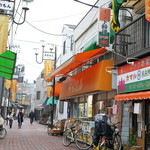 インド タイ レストラン カマル - 千住大門商店街