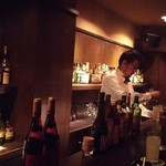 Bar Thule Doux - 内観写真: