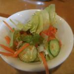 チャンパー - 本日のサラダ
