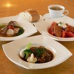 レストラン シーガル - 料理写真:煮込みフェア