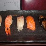 鮨処 小町 - 寿司とか喰いながら