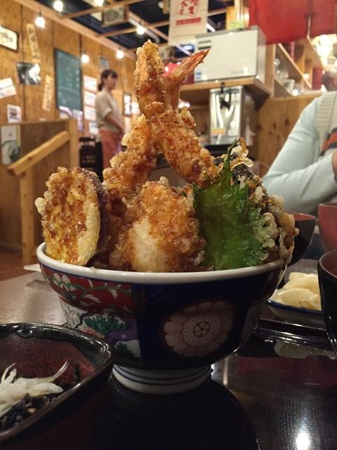 海鮮丼屋  海舟