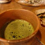 イクスカフェ - 抹茶