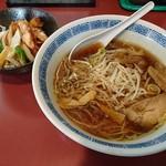 59033291 - ラーメン+酢豚丼セット