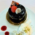 スイーツ&カフェ ドラジェ - チョコレートムース(450円)