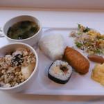 コンフォートホテル - サービスの朝食