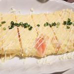 59036005 - 明太チーズ卵焼き