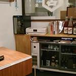 かき焼き はじめ - [内観] 店内 テーブル席 ①