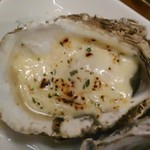 かき焼き はじめ - [料理] 焼き牡蠣『チーズ』アップ♪w