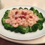 59036929 - 小エビと野菜の薄塩旨味炒め