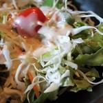 中国食房 凛 - サラダ(日替りランチ)