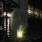 ミモザ - 少し暗いですがオシャレな建物です