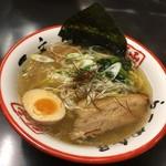 函館麺や 一文字 -