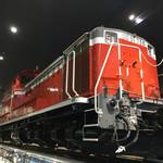 59043071 - 鉄道博物館:DD51、迫力あるなあ