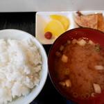 鶏ちゃん 杉の子 - 鶏ちゃん定食