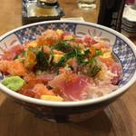 磯丸水産 - 特 バラチラシ丼  ¥769