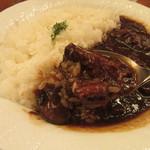 59044249 - よく煮込まれており、肉もソースも美味しい