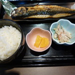 59044596 - 銚子漬け焼き鯖定食