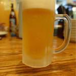 昇龍 PART2 - ビールはキンキン