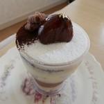 ヴィタメール - 【栗のティラミス・ショコラ…648円】♬2016/10