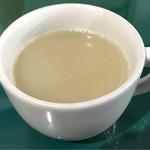 ロイヤルキッチン - セットのスープ