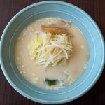 台湾料理 吉吉 - 料理写真:豚骨ラーメン