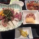 Kageyama - 海鮮まかない丼セット