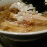 麺工 豊潤亭 - 中華そば(小)¥770