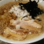 麺工 豊潤亭 - 中華そば(並)¥770