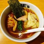 ラーメン ABE's - 海老ワンタン(醤油)