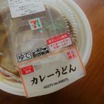 セブンイレブン - 料理写真:和風仕立てのコク旨カレーうどん