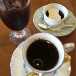 One's cafe - ホットコーヒー・アイスコーヒー・デザートのコーヒーゼリー