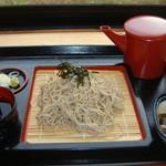 栄村物産館内食堂 - 料理写真: