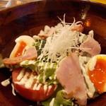 ちゃ味道楽 - サラダ!