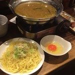 ふく助~西台駅の鉄板居酒屋~ - 〆の麺セット