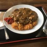 高田食堂 - お肉がおいしい♥カツカレー