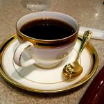 時計台 - プレスコーヒー