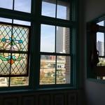 北浜レトロ - 窓の外は、淀川