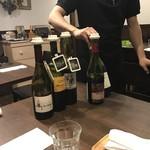 59053828 - ワイン選び