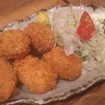 ふく鶴 - カキフライ