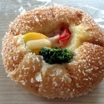 百姓のパン工房 - 料理写真:野菜カレー