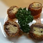 ヒロズキッチン - 豆腐の牛肉巻き(ミニ)