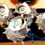 波戸岬サザエのつぼ焼き売店 -