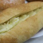 パン工房 koko - くるミルキーは、160円