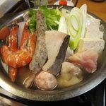 庄や - 塩ちゃんこ鍋