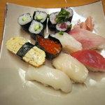 庄や - 上寿司盛り合せ