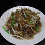 錢爺 - 米粉焼(台湾汁なしビーフン)
