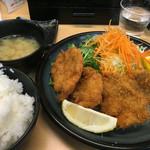 59063615 - ヒレカツ定食1500円